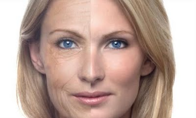 anti-aging-woman-with-two-sides-of-face
